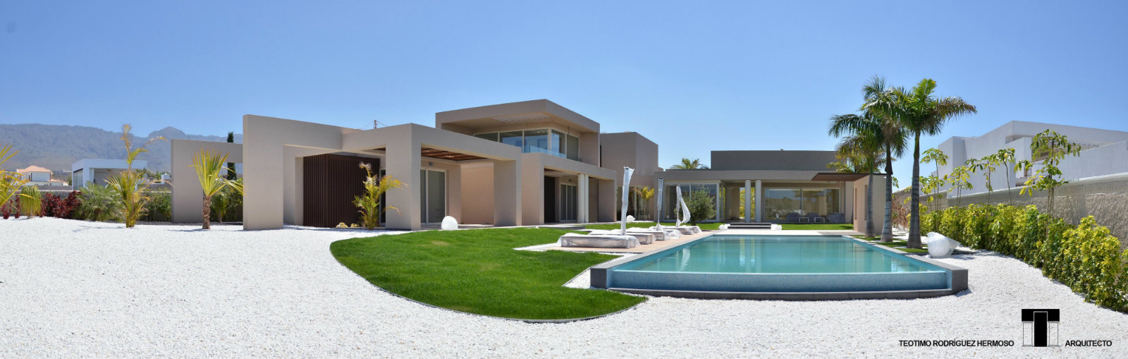 Ref 3017 Stunning luxury villas in La Caleta Adeje golf