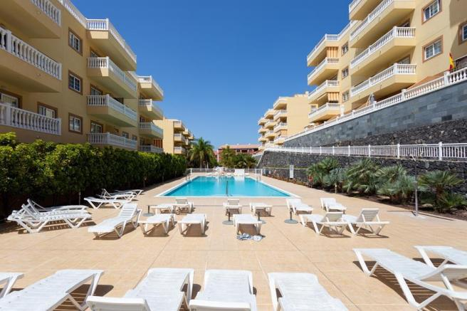 Ref 2087 Apartment in Primavera at Palm Mar