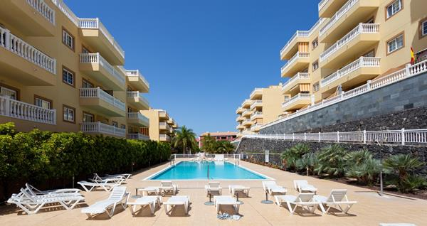 "Ref 2092 Penthouse in ""Primavera"" te Palm Mar"