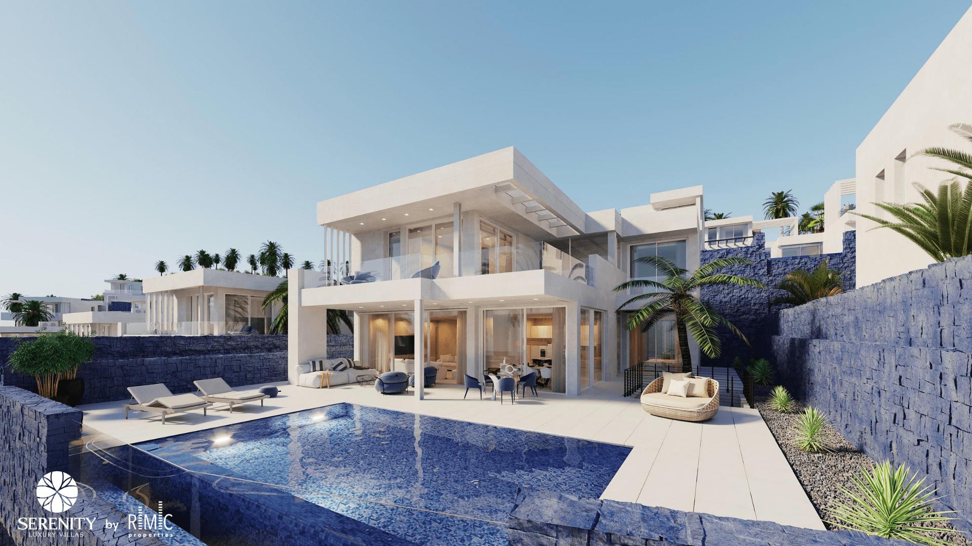Ref 3042 Serenity Luxury Villas – San Eugenio Alto