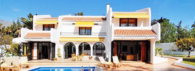 Ref 2131 Ruime villa in Playa Las Americas