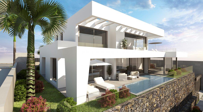 Villa 1 (Piscina)
