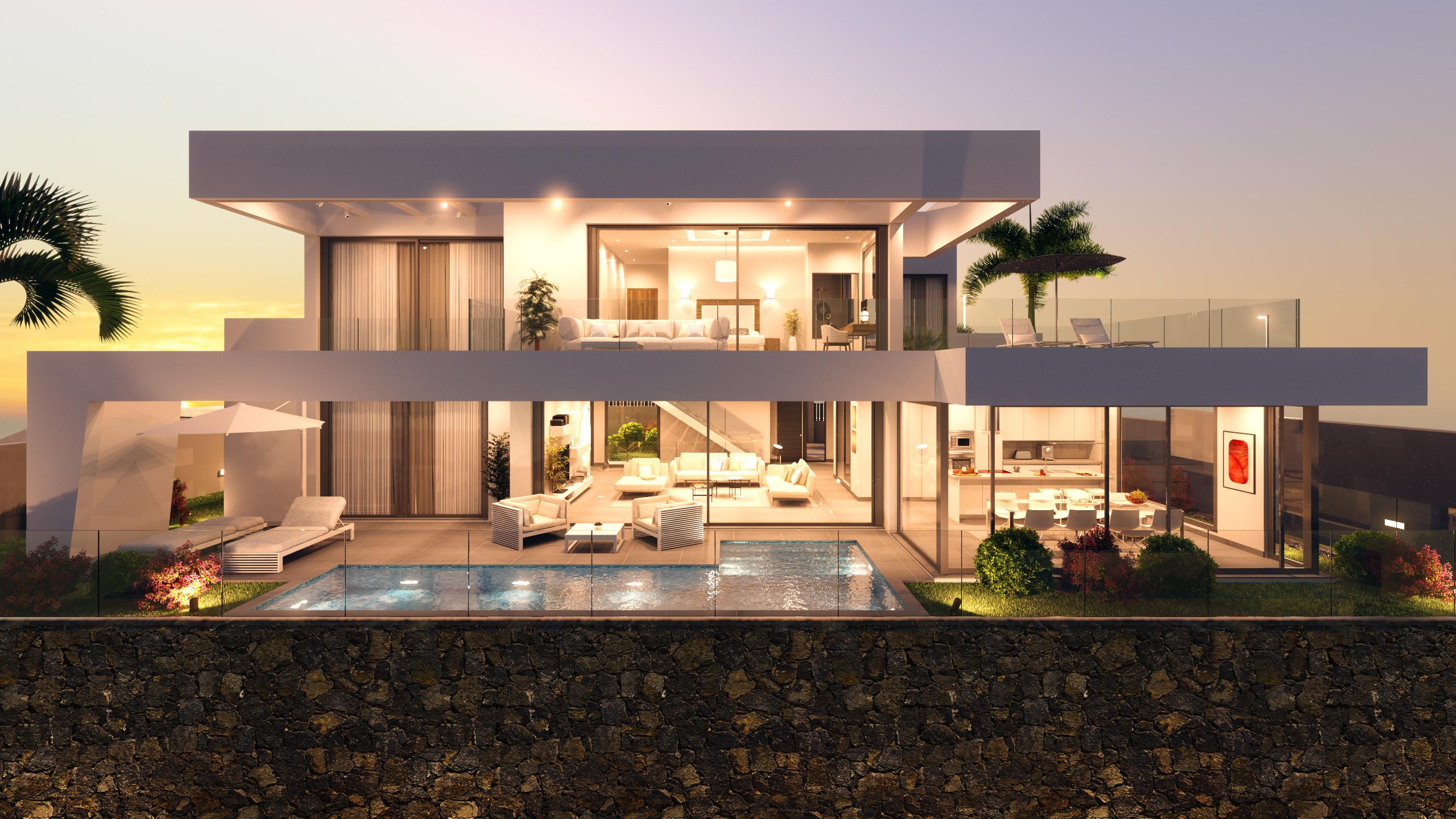 Ref. 3047 Luxuriöse Off-Plan-Villa in der Nähe des Siam Park